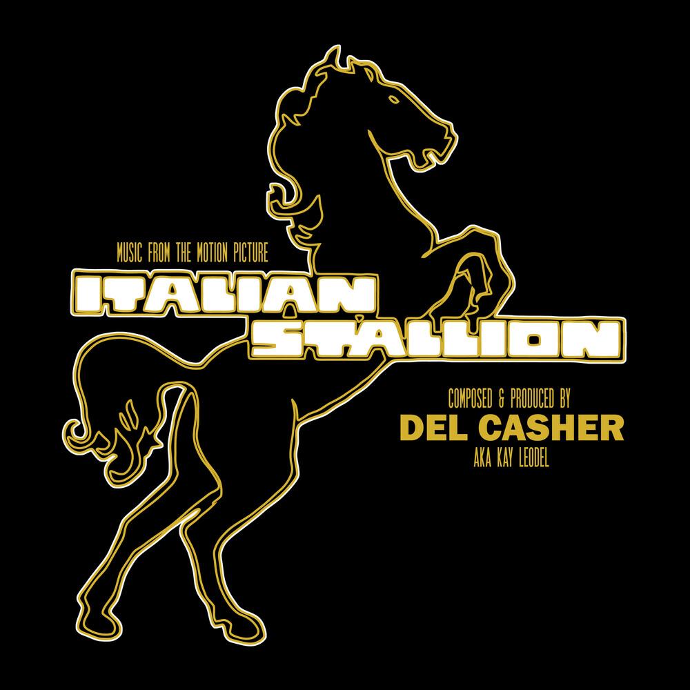 Del Casher (Colv) (Rex) - Italian Stallion / O.S.T. (Rsd) [Colored Vinyl] [Record Store Day] [RSD Drops 2021]