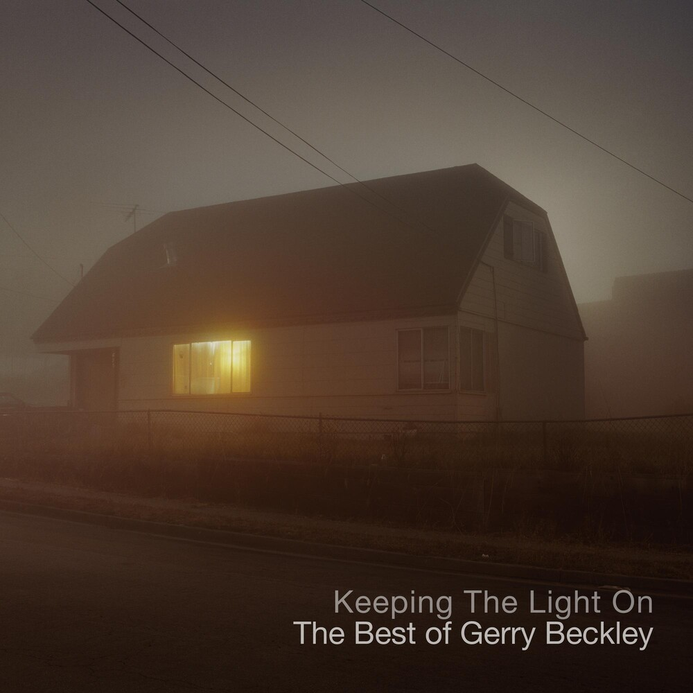 Gerry Beckley - Keeping The Light On - The Best Of Gerry Beckley