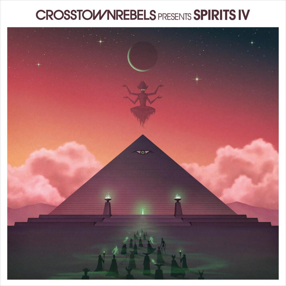 Crosstown Rebels Presents Spirits Iv / Various - Crosstown Rebels Presents Spirits IV / Various