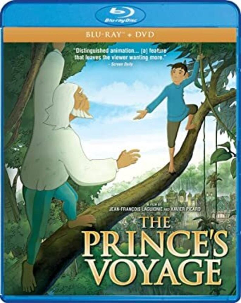 - The Prince's Voyage