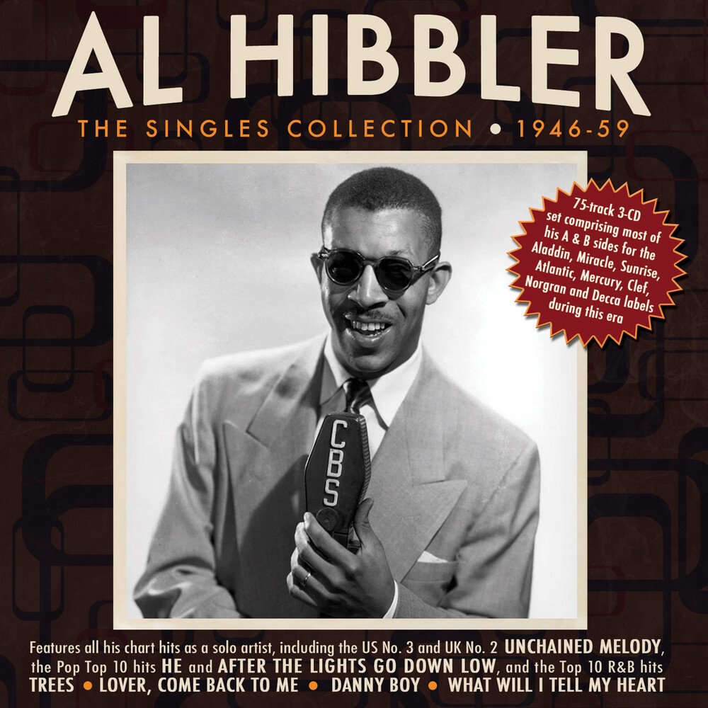 Al Hibbler - Singles Collection 1946-59