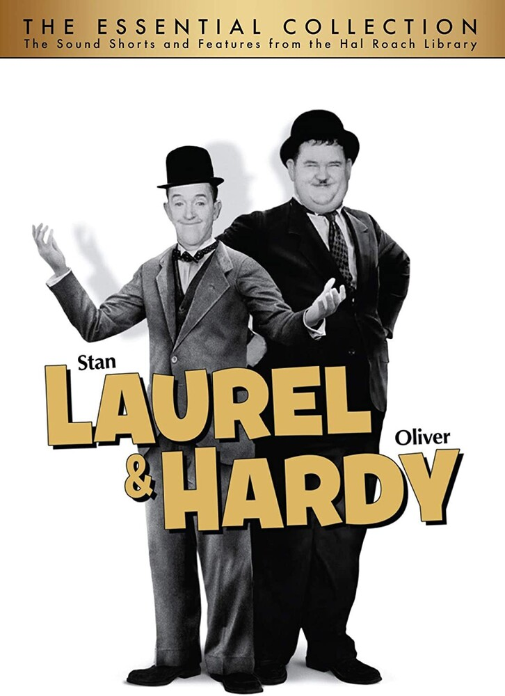 Laurel & Hardy - Laurel & Hardy: The Essential New Collection Dvd