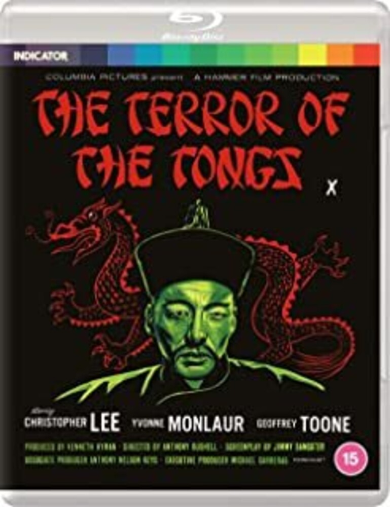 - Terror Of The Tongs (Standard Edition) / (Uk)