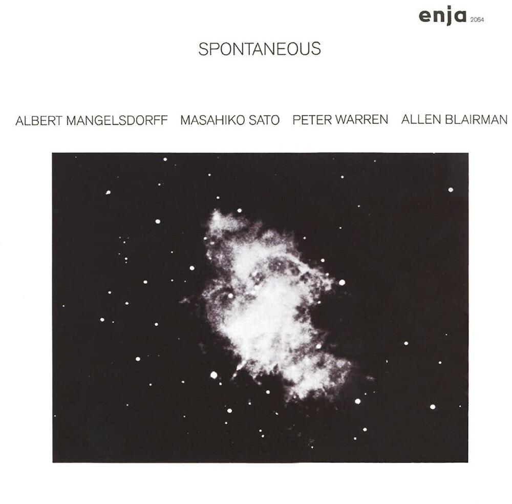 Albert Mangelsdorff  / Satoh - Spontaneous [Reissue] (Jpn)