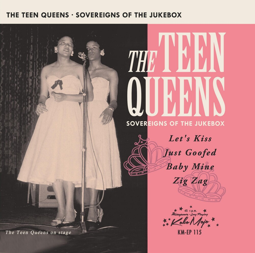 Teen Queens - Souverigns Of The Jukebox (Ep)