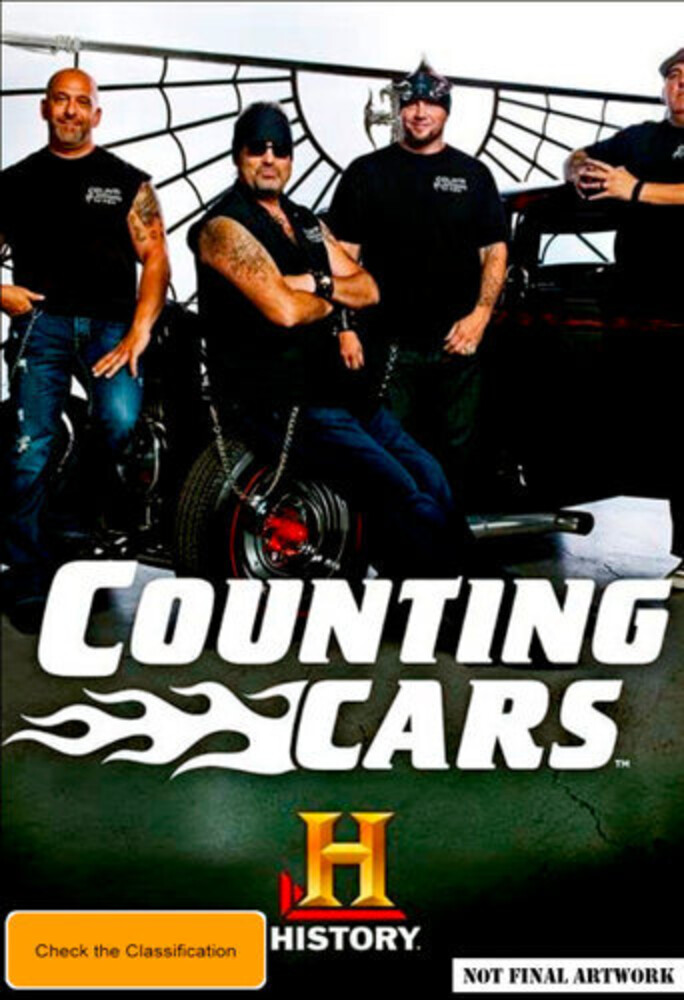 - Counting Cars: Heroes & Horsepower (2pc) / (Aus)