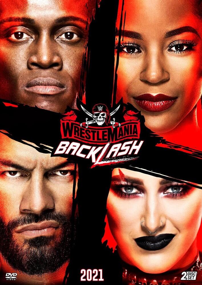 - WWE: WrestleMania Backlash 2021