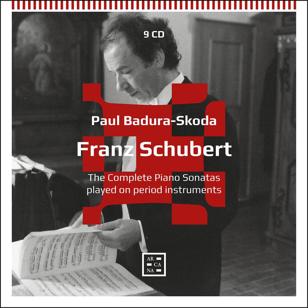 Schubert / Badura-Skoda - Complete Piano Sonatas
