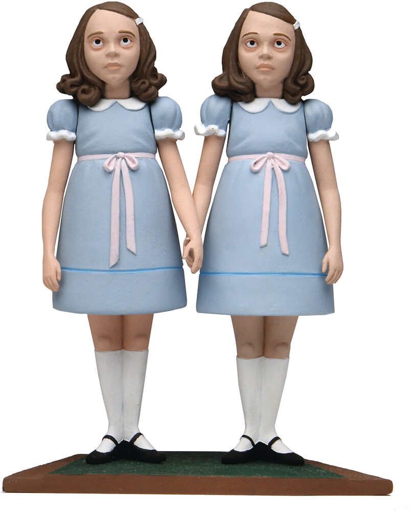 - The Shining Toony Terrors The Grady Twins 6in Af