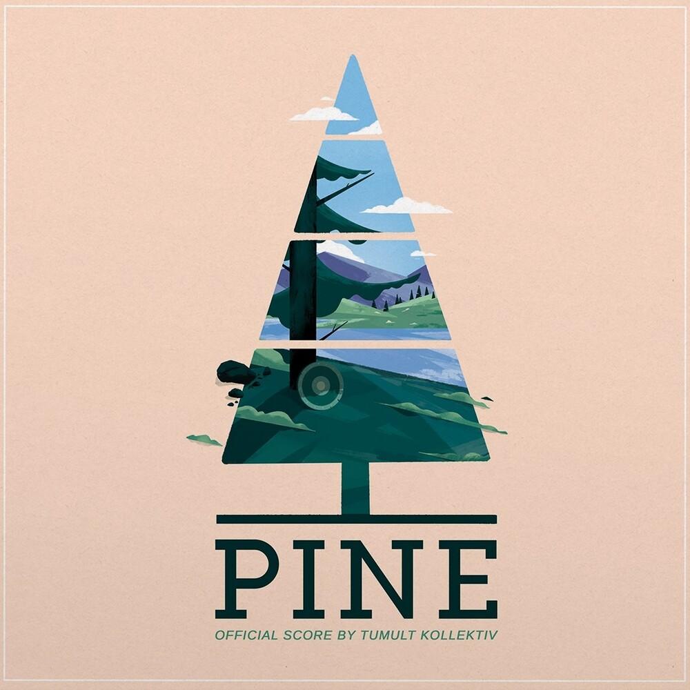 Tumult Kollektiv  (Colv) (Cvnl) (Grn) (Ltd) (Ofgv) - Pine (Original Game Soundtrack) [Colored Vinyl] [Clear Vinyl]