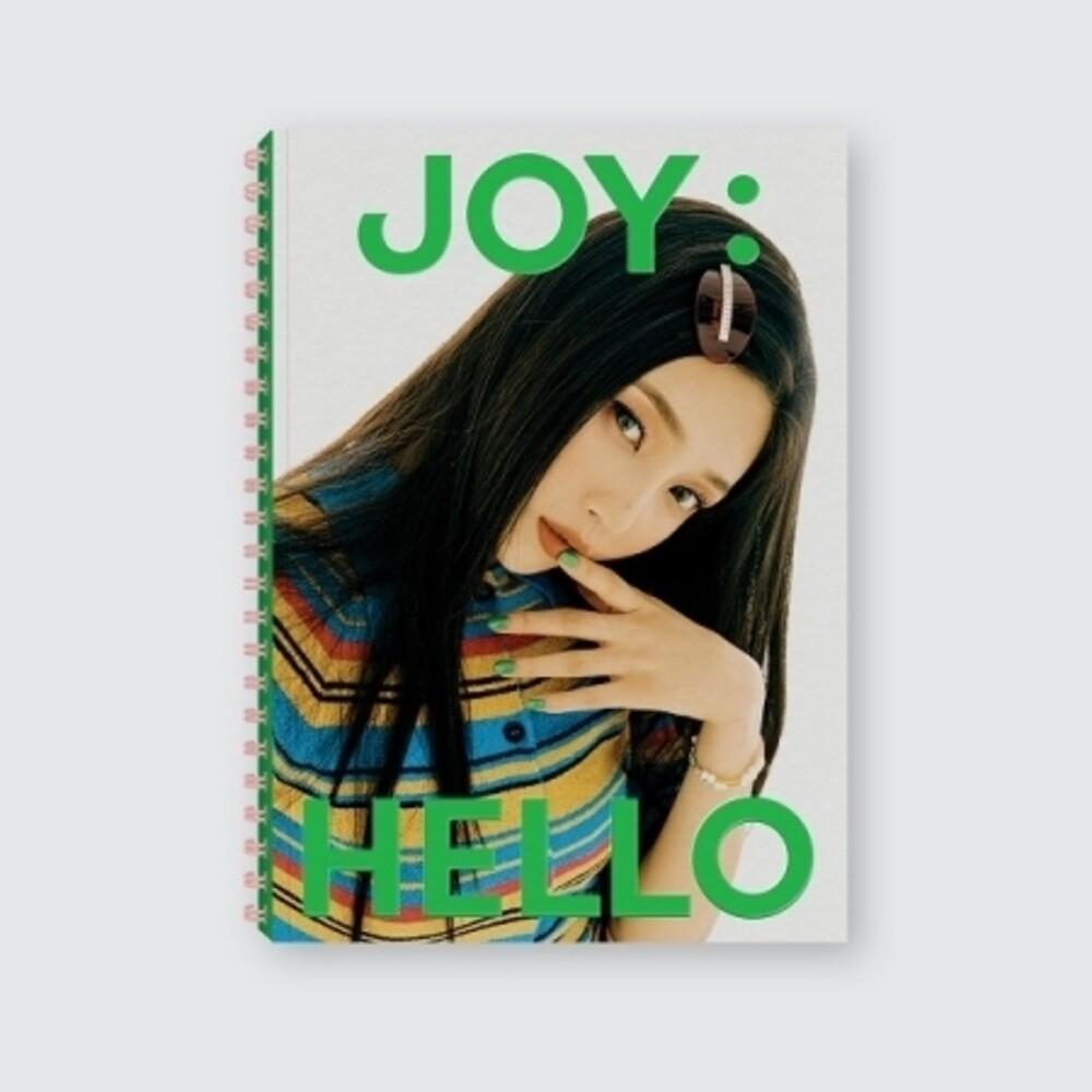 Joy - Special Album (Hello) (Photo Book Version) (Post)