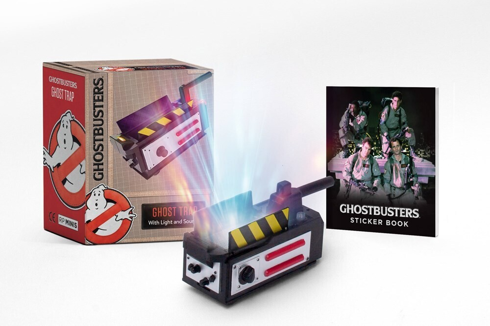 Running Press - Ghostbusters Ghost Trap (Box) (Ppbk)