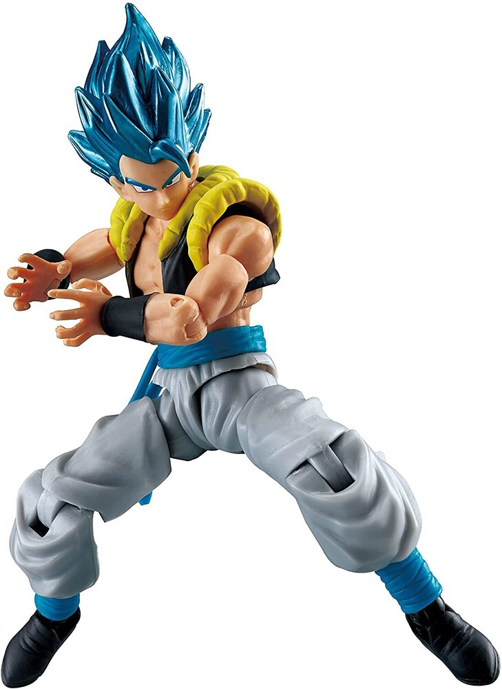- Dragon Ball Evolve 5 Super Saiyan Blue Gogeta