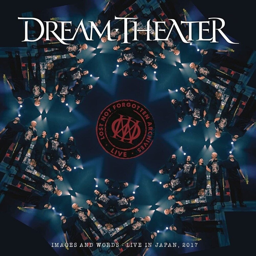 Dream Theater - Lost Not Forgotten Archives: Images and Words-Live in Japan (Gatefold black 2LP+CD) [Import]