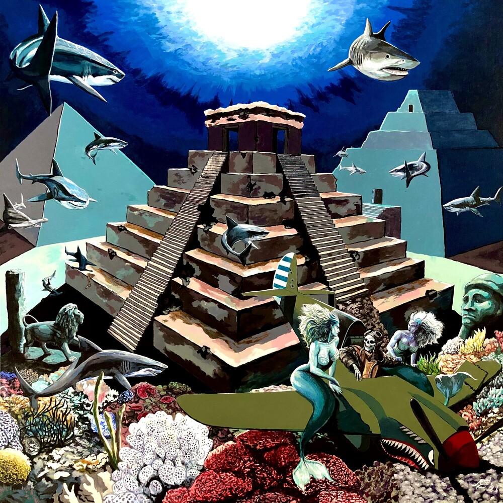 - Bermuda Triangle - UnderWater Pyramidz