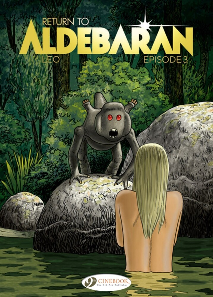 Leo - Return To Aldebaran Episode 3 (Gnov) (Ppbk)