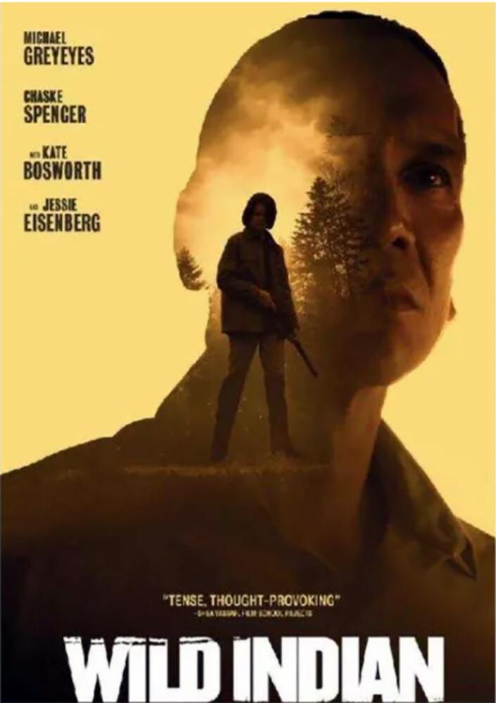 Wild Indian DVD - Wild Indian Dvd