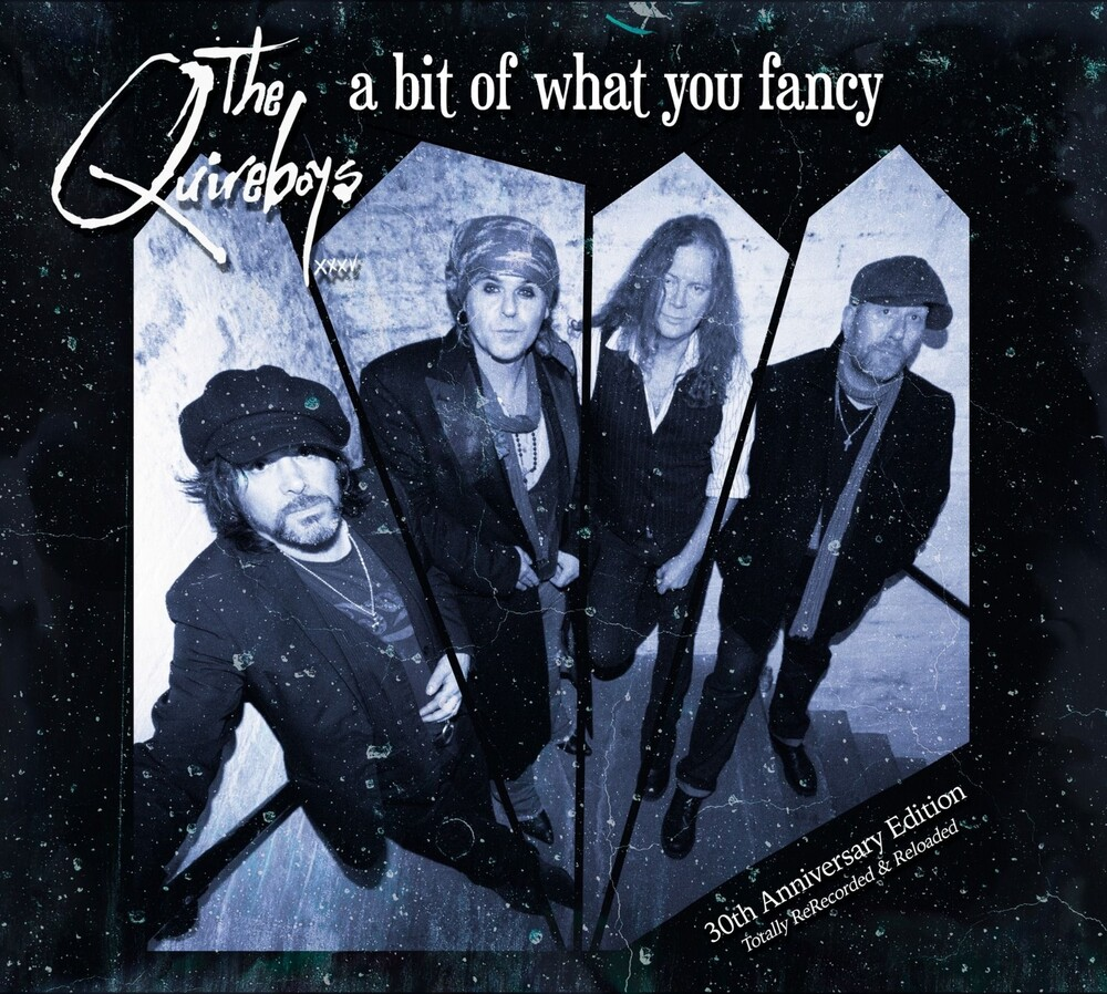 Quireboys - Bit Of What You Fancy (30th Anniversary) [Colored Vinyl]