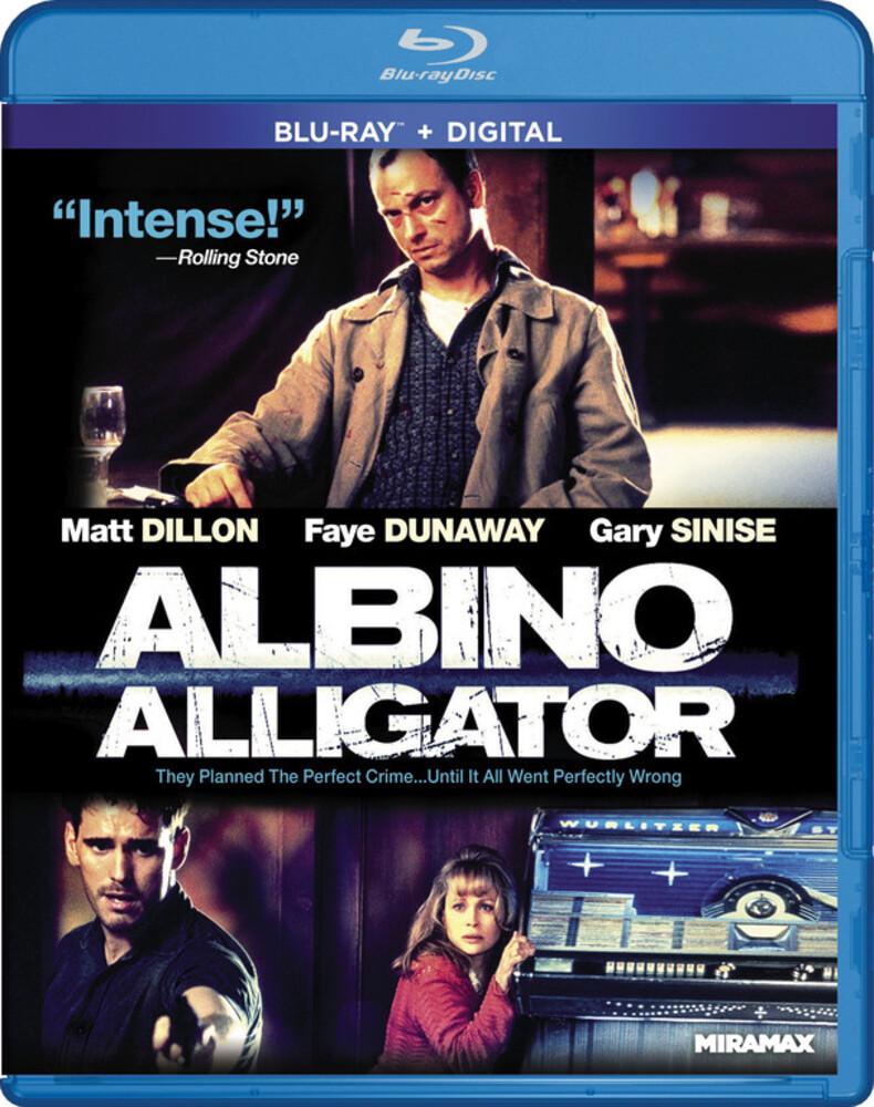 - Albino Alligator / (Ac3 Amar Dol Dts Dub Ws)