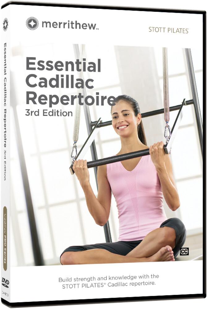 - Stott Pilates Essential Cadillac Rep 3rd Ed