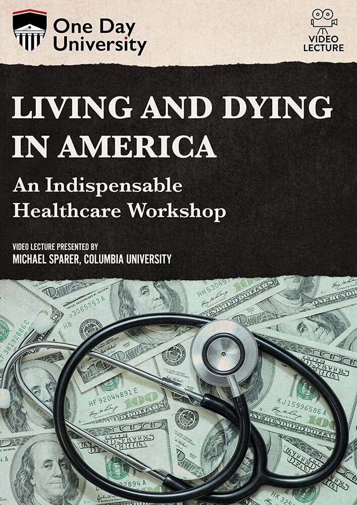 Living and Dying in America: An Indispensable - Living And Dying In America: An Indispensable