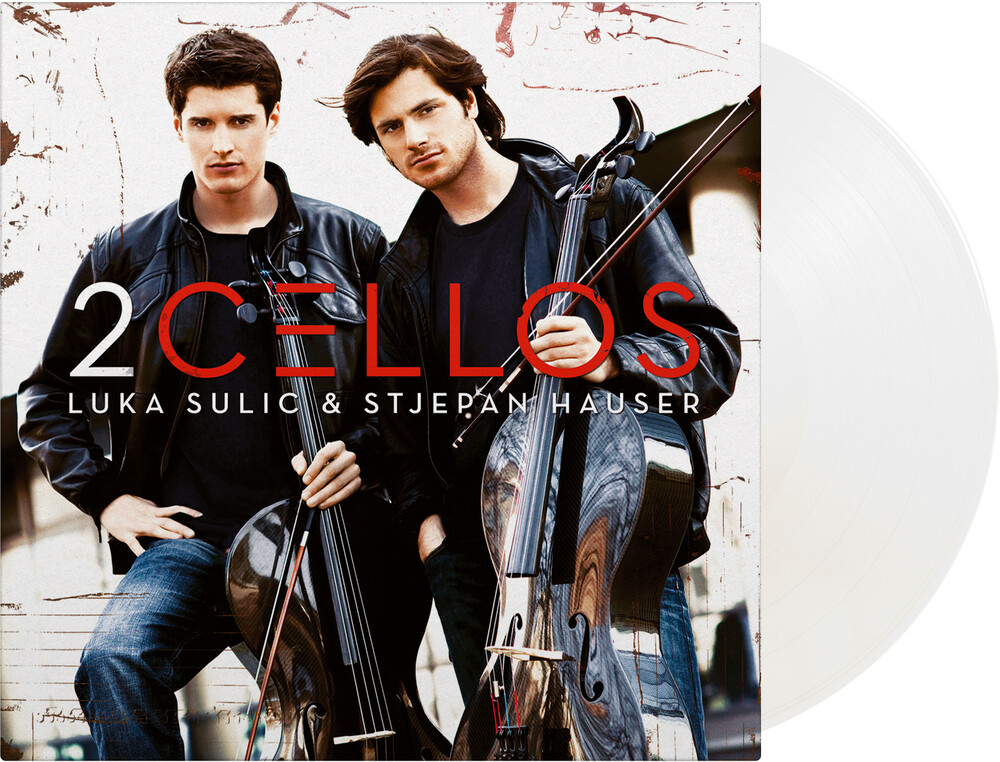 2Cellos - 2cellos [Limited Edition White LP]