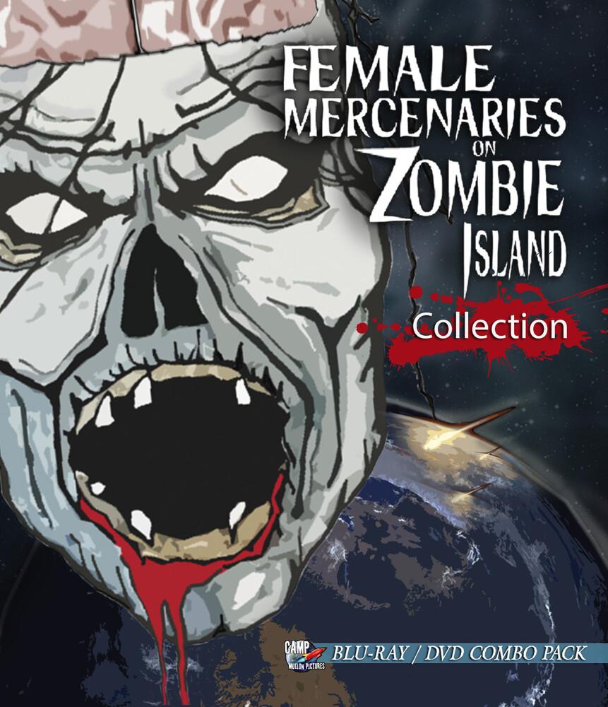 Female Mercenaries on Zombie Island Collection - Female Mercenaries On Zombie Island Collection