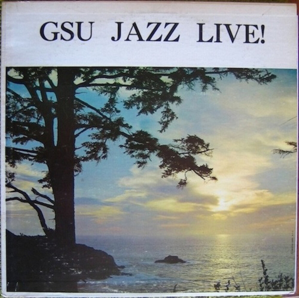 Governor's State University Jazz Band - Gsu Jazz Live! [Reissue]