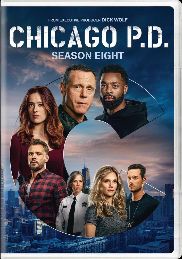 Chicago Pd: Season Eight - Chicago Pd: Season Eight (3pc) / (3pk)