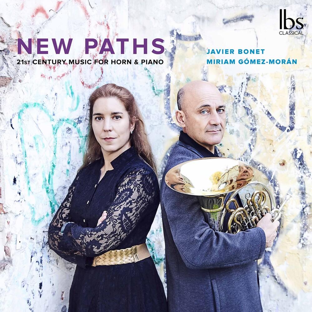 Brotons / Bonet / Gomez-Moran - New Paths