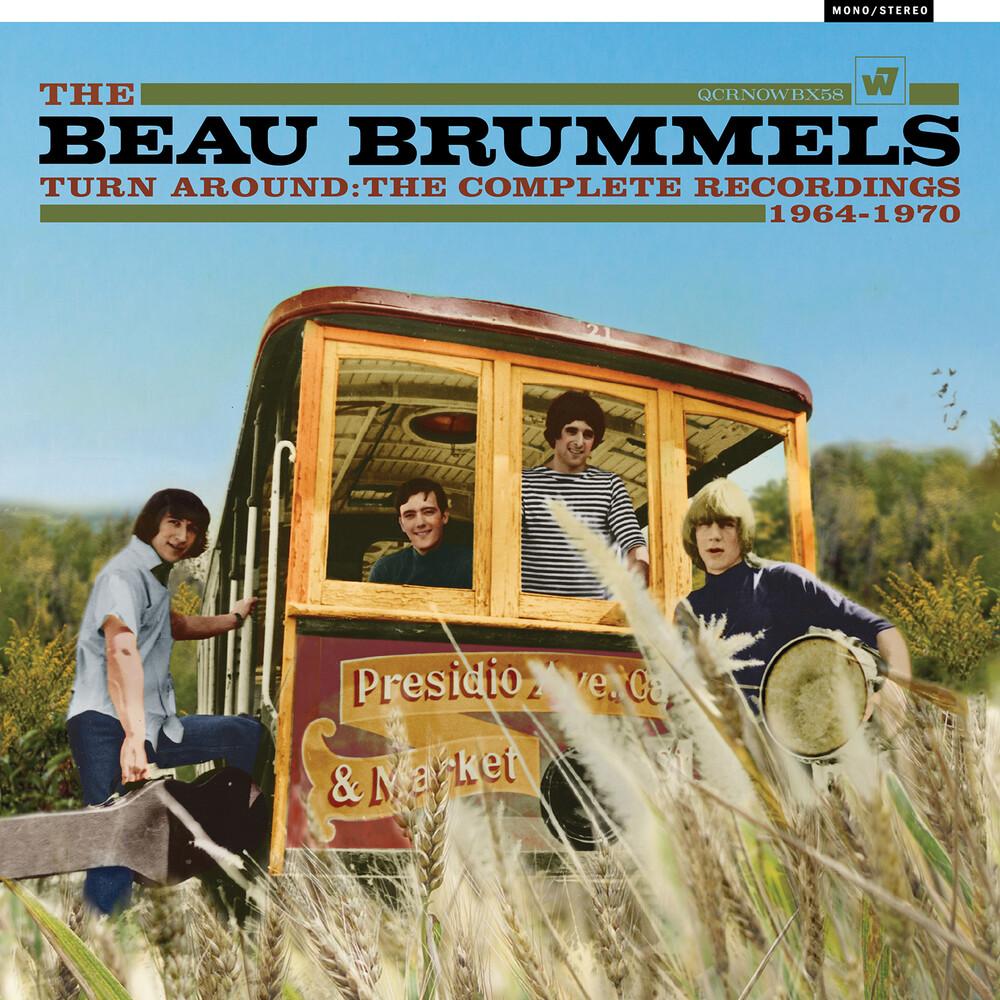Beau Brummels - Turn Around: Complete Recordings 1964-1970 (Box)