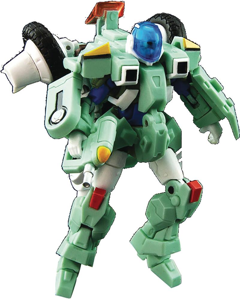 - B2five Robotech Rand Vr-052t Battler Cyclone 1/28