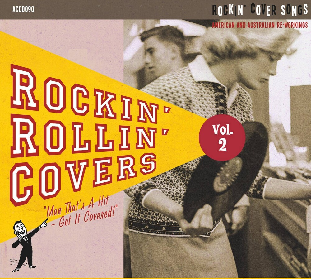 Rockin' Rollin' Covers 2 / Various - Rockin' Rollin' Covers 2 / Various