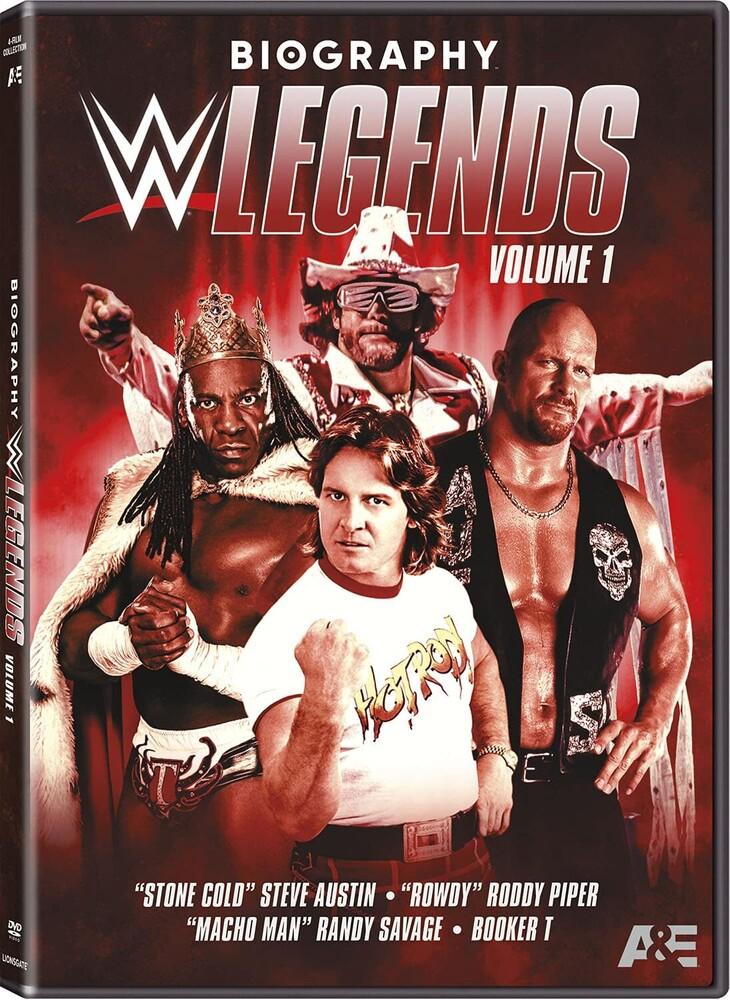Biography: Wwe Legends 1 - Biography: Wwe Legends 1