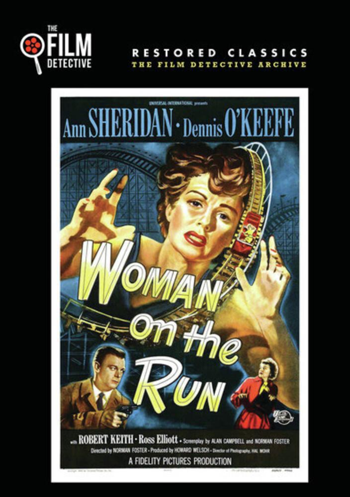Woman on the Run - Woman On The Run / (Mod Rstr)