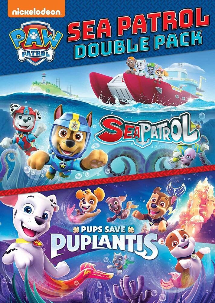 Paw Patrol: Sea Patrol Double Pack - Paw Patrol: Sea Patrol Double Pack (2pc) / (Gift)