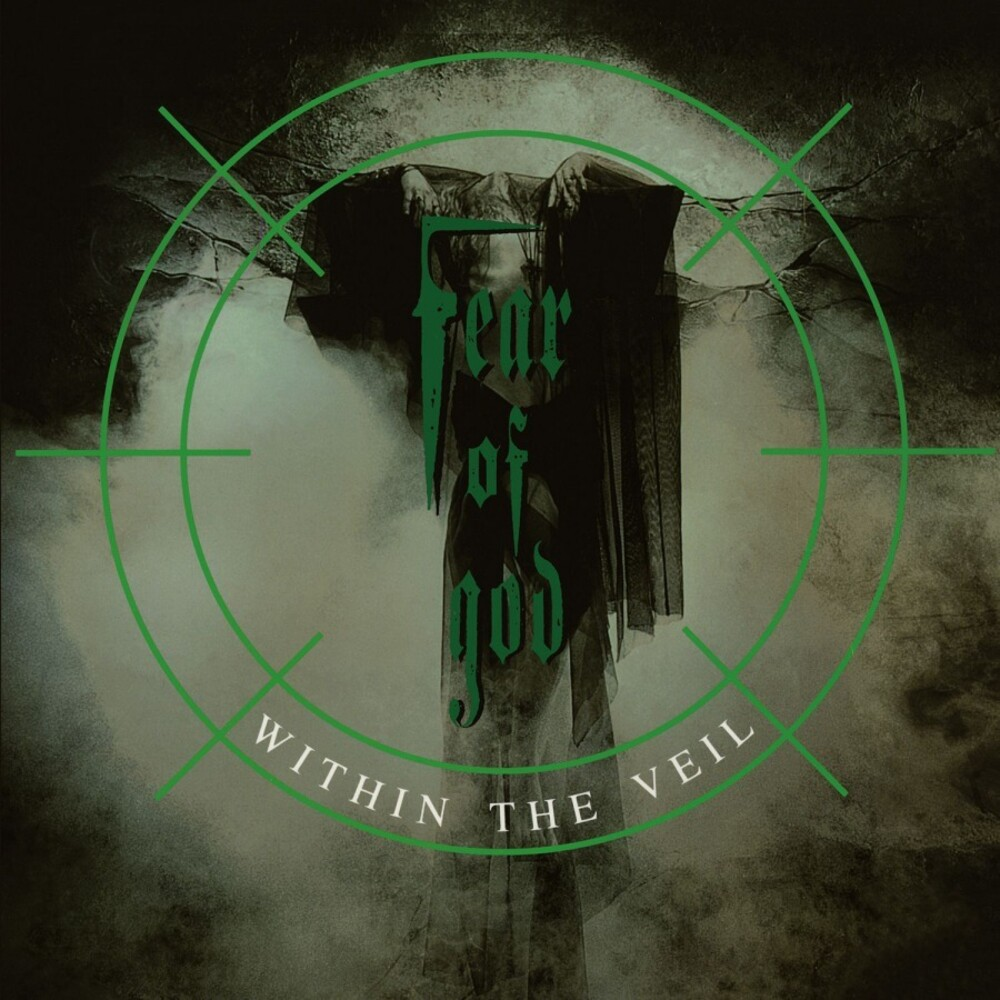 Fear Of God - Within The Veil [Colored Vinyl] [Limited Edition] [180 Gram] (Slv) (Hol)