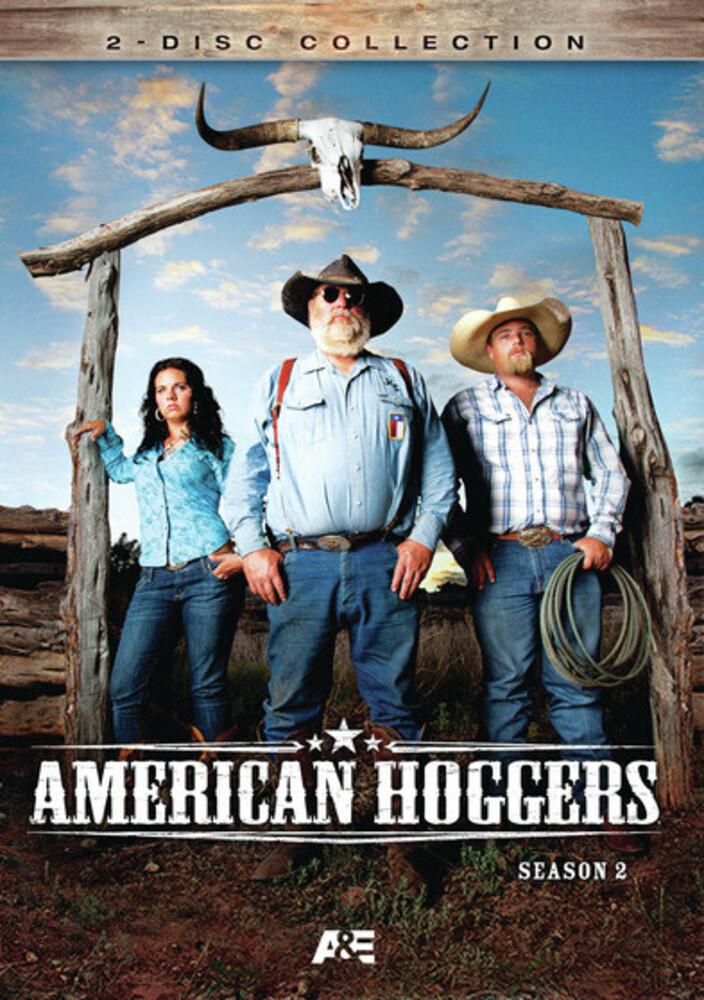 American Hoggers: Season 2 - American Hoggers: Season 2 (2pc) / (Mod)