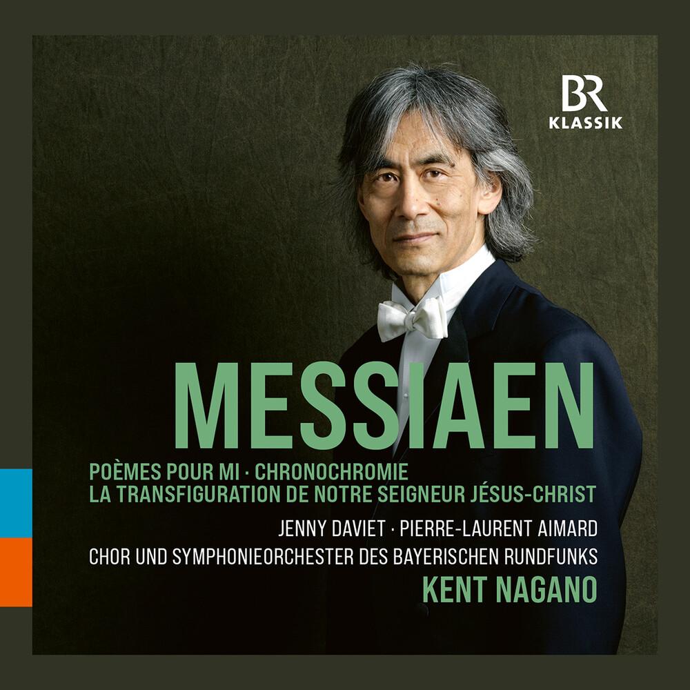 Messiaen / Daviet / Aimard - Works (3pk)