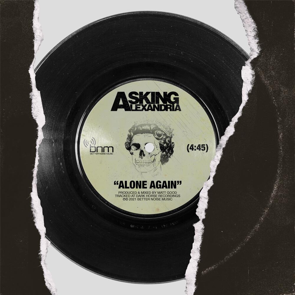 Asking Alexandria - Alone Again [Single]