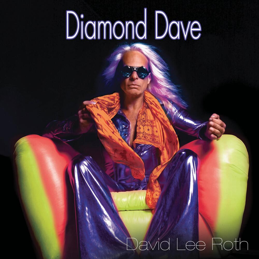 David Roth  Lee - Diamond Dave (Blk) (Gate) [180 Gram]