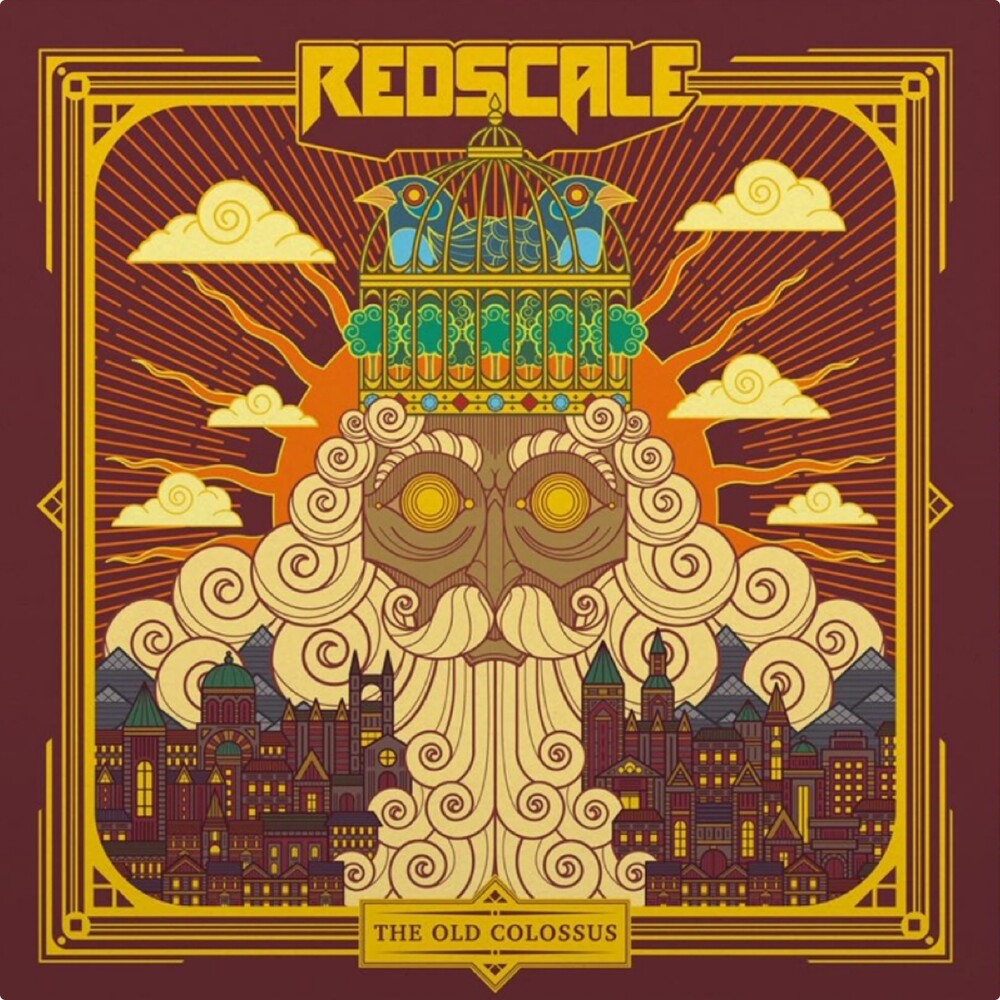 Redscale - Old Colossus