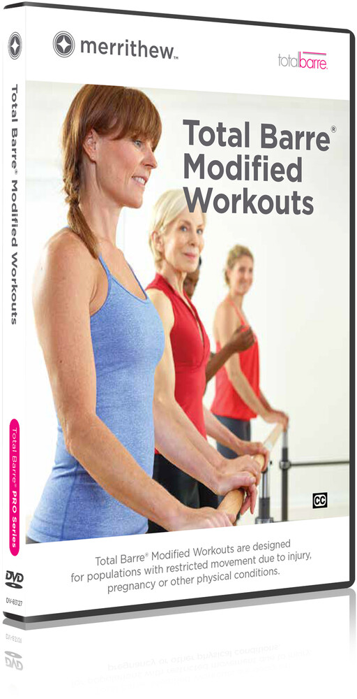 Total Barre Modified Workouts - Total Barre Modified Workouts