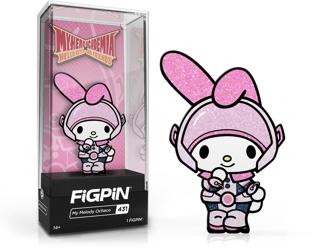 Figpin My Hero Academia Hk My Melody Ochaco #431 - Figpin My Hero Academia Hk My Melody Ochaco #431