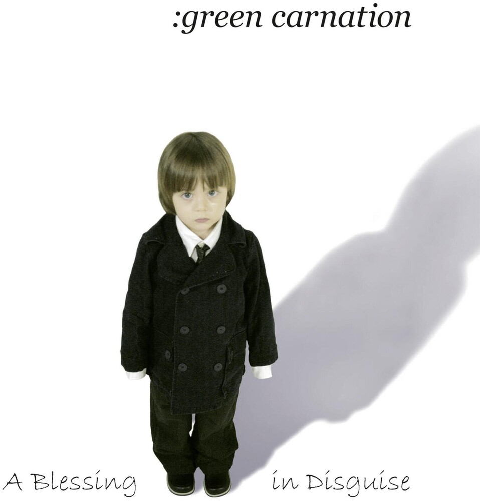 Green Carnation - Blessing in Disguise