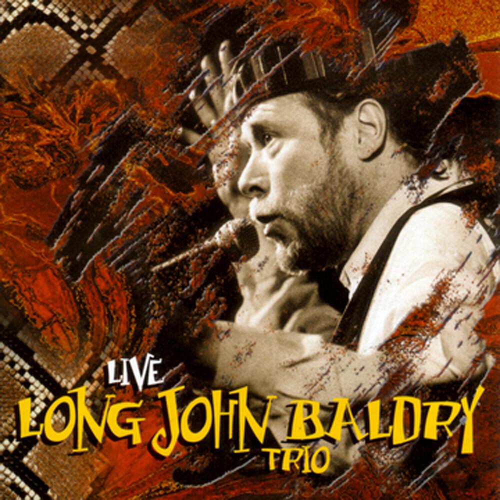 Long Baldry John - Long John Baldry Trio Live