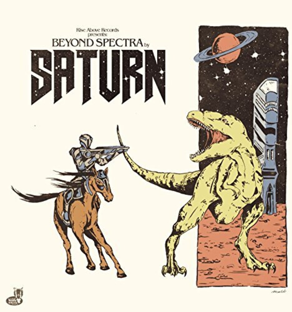 Saturn - Beyond Spectra [LP]