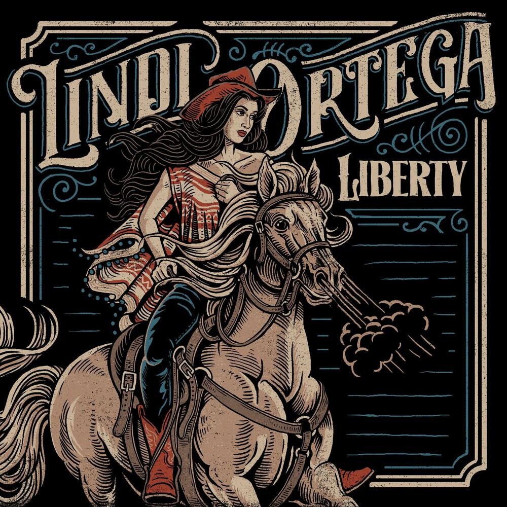 Lindi Ortega - Liberty [LP]