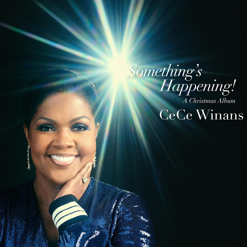 Cece Winans - Something's Happening! A Christmas Album