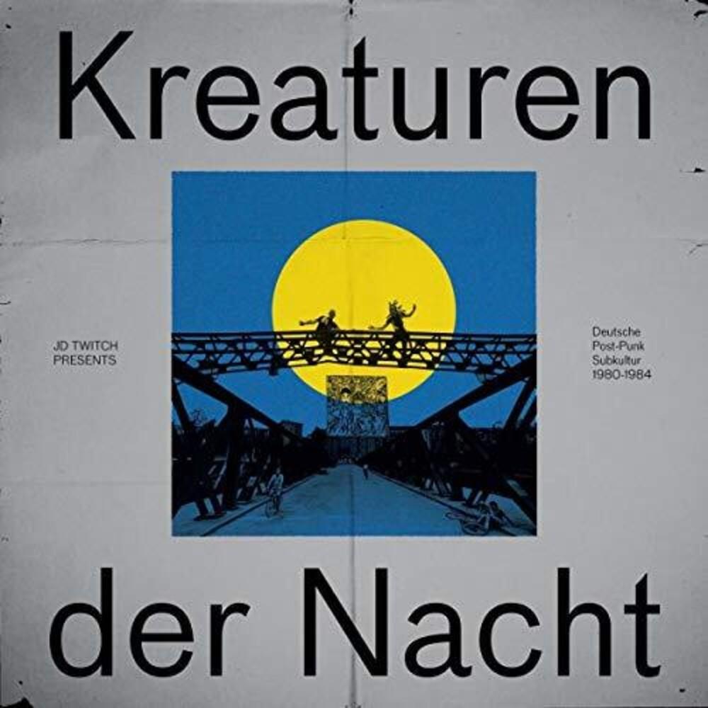 Jd Twitch Presents Kreaturen Der Nacht / Various - Jd Twitch Presents Kreaturen Der Nacht / Various